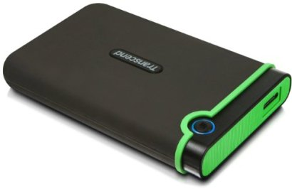 External Hard Drive With Shock Proof Shell